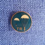 Insigna Parasutism - YR - Aviatie