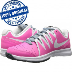 Pantofi sport Nike Vapor Court pentru femei - adidasi originali - piele naturala