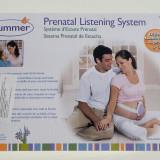Summer Infant Prenatal Heart Listening Monitor copii sanatate baby ascultare