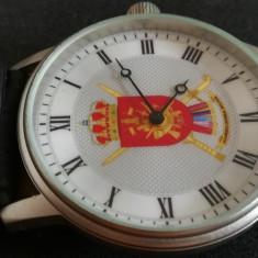 Ceas de mana - ACADEMIA MILITARA - mecanism japonez