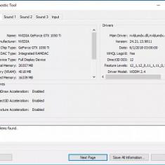 Sistem I7 6800k: 32Gb Ram, GTX 1050Ti, SSD Intel M2 PCI-Express+HDD 1T, Intel Core i7, Asus