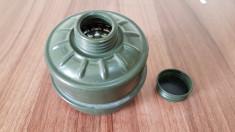 MASCA DE GAZE FILTRU de carbon foto