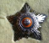 Ordinul STEAUA ROMANIEI  IN CUTIE Steaua Republicii Socialiste Romania CEAUSESCU