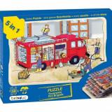 Puzzle Stratificat Brigada de Pompieri, Beleduc