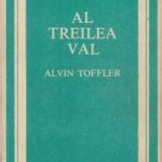 Alvin Toffler - Al treilea val