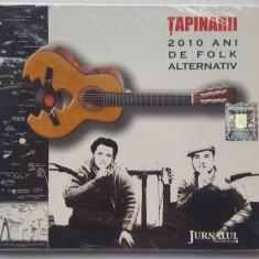 CD Tapinarii 2010 ani de folk alternativ, nou, in tipla