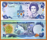 !!! RARR :  CAYMAN  ISLANDS  -  1  DOLAR  2003 , COMM. - P 30 - UNC