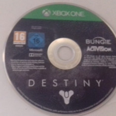 Destiny  - XBOX ONE [Second hand] disc, Shooting, Multiplayer, 18+