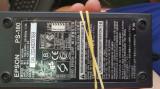 46.Incarcator Imprimanta 3 Pini Epson 24V 2A PS-180  + Cablu Alimentare