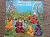 Abu hassan lampa lui aladin basme din 1001 de nopti disc vinyl lp povesti copii, VINIL, electrecord