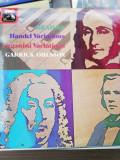 Vinil - Brahms, Haendel, Paganini variatiuni