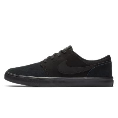 Shoes Nike Sb Portmore II Solar Black/Black foto