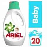 Detergent automat lichid Ariel Baby 20 spalari