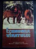 Economia Vinatului - Otto Witting ,544599