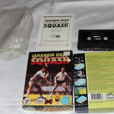 [CBM64] Jahangir Khan - World Championship Squash - joc original Commodore64, Simulatoare