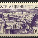 MAROC / FRANTA --POSTA AERIANA --1951 MNH, Nestampilat