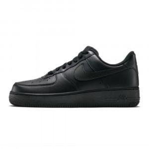 Shoes Nike Wmns Air Force 1 '07 Black/Black