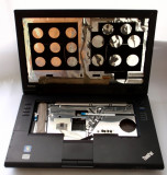 Lenovo thinkpad L512 carcasa completa