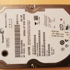 """HDD-35.HDD Laptop 2.5"""" SATA 100 GB Seagate 5400 RPM 8 MB"""