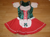 Costum carnaval serbare spiridus pentru copii de 9-10 ani