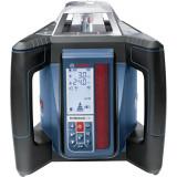 Nivela laser rotativa Bosch GRL 500 HV cu receptor LR50