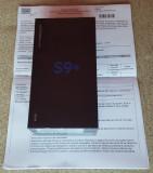 Samsung Galaxy S9 Plus Black Duos Liber - Sigilat - Garantie 2 ani !, 64GB, Negru, Neblocat