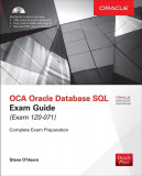Oca Oracle Database SQL Exam Guide (Exam 1z0-071), Paperback
