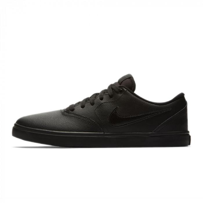 Shoes Nike SB Check Solarsoft Black/Black/Black