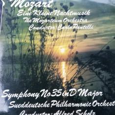 Vinil - Mozart-Simfonia nr.35