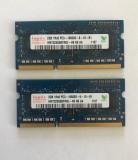 Cumpara ieftin Kit Memorie Hynix 4GB (2x2GB) DDR3 1333MHz, 10600S, Apple (1134)