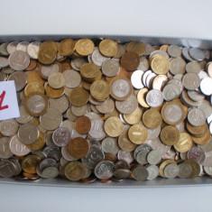 Lot  monede Rusia 3,300  kg  peste  1400  buc., Europa, Cupru-Nichel