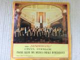 corul madrigal canta copiilor pagini alese din muzica corala romaneasca vinyl