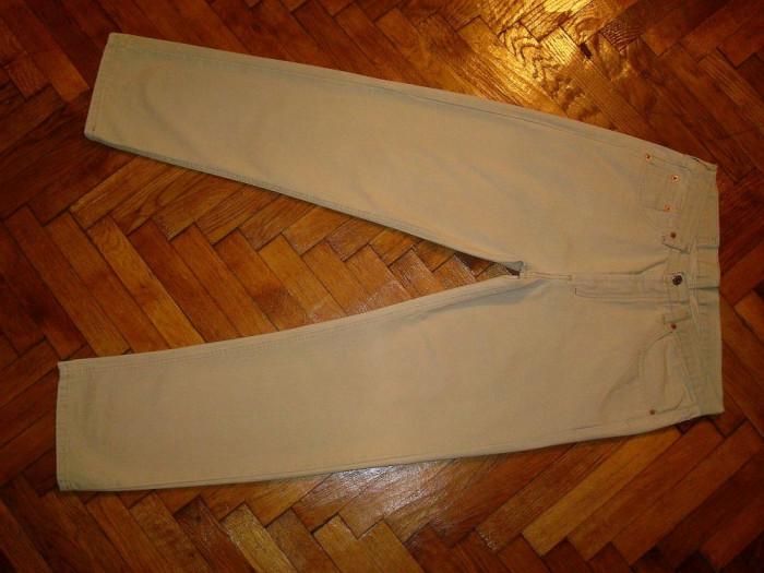Blugi Levis 501-Made in USA-Marimea W36xL32 (talie-88cm,lungime-106cm)