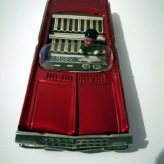 MASINA TABLA / MASINUTA CHINEZEASCA VECHE MF 207