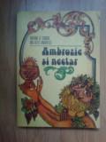H6 Ambrozie si nectar -  Avram D. Tudosie, Ion Alex. Anghelus