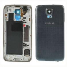 Carcasa Samsung Galaxy S5 G900 Completa Gri
