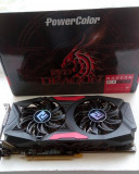 Placă Video PowerColor RED DRAGON Radeon RX 580 DirectX 12 AXRX 4GB