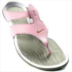 Slapi Femei Nike Wmns Rhythm Sandal 312690661, 42, Roz