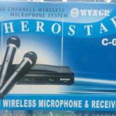 Microfon wireless set de doua bucati C05
