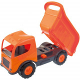 Masinuta Camion cu Basculanta 59 cm Portocaliu