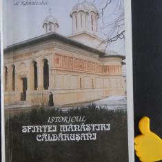 Istoricul Sfintei Manastiri Caldarusani Gherasim Cristea