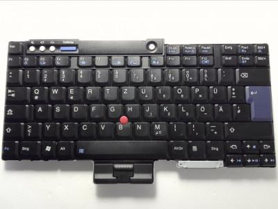 Tastatura Lenovo R60 R61 T60 T61 T61p Z60 Z61 T400 R400 R500 T500 W700 DKLayout foto