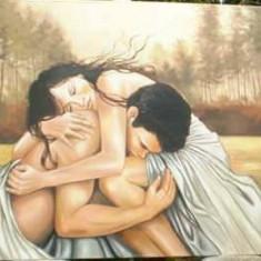 Pictura in ulei pe panza, Peisaje, Realism
