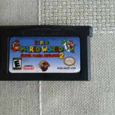 Vand jocuri gameboy advance , SUPER MARIO WORLD 2