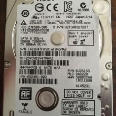 "Hard disc HDD laptop 2.5"" HGST Z7K500 Travelstar 500 Gb SATA3 7200 rpm"