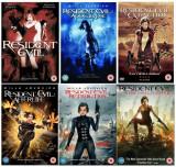 Filme Resident Evil 1-6 DVD Complete Collection
