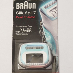 Rezerva Braun Silk Epil 7 smoothing cap Gillette Venus 771WD 781WD