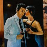 Pictura in ulei pe panza, Portrete, Realism