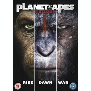 FIlme Planet Of The Apes / Planeta maimutelor 1-3 DVD Colectia Completa