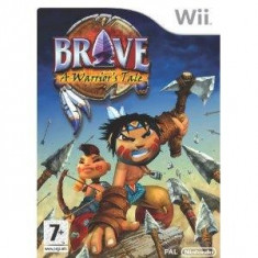 Brave: A Warriors Tale Wii